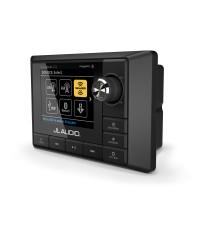 Equipo marino JL Audio Mm100s resistente a la intemperie con pantalla LCD