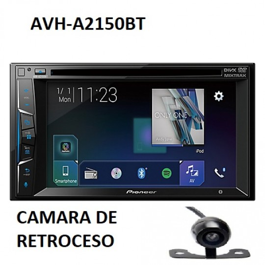 AVH-A2150BT Multimedia Pioneer