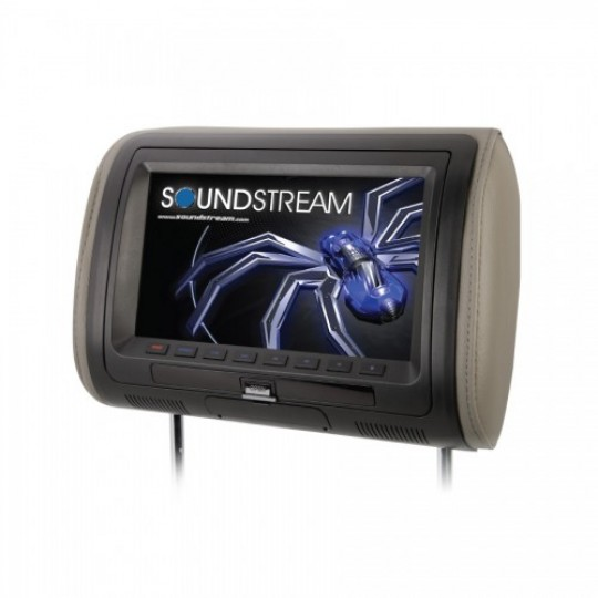 VHD-70CC MONITOR CON REPRODUCTOR DVD SOUNDSTREAM